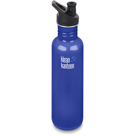 Klean Kanteen Classic Bottle Sport Cap 800ml Coastal Waters